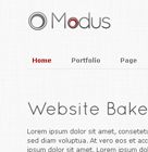 Website Baker Template