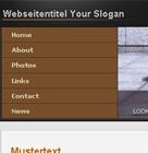 Website Baker Template